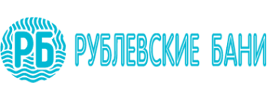 Логотип компании Рублевские бани
